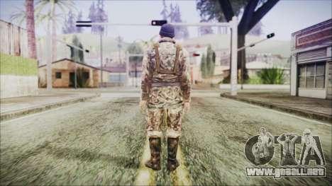 World In Conflict Malashenko Winter para GTA San Andreas tercera pantalla