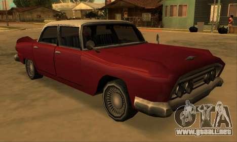 Oceanic Glendale 1961 para GTA San Andreas