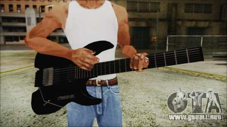 Steinberger GM2S Rhoma Irama para GTA San Andreas