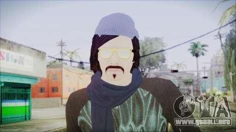 GTA Online Skin 18 para GTA San Andreas