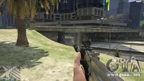 GTA 5 Multiplayer Co-op 0.6 séptima captura de pantalla