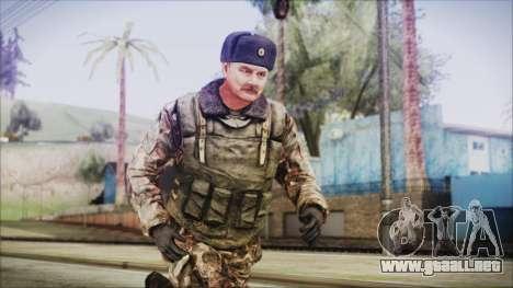 World In Conflict Orlovsky Winter para GTA San Andreas