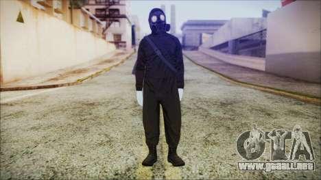 GTA Online Skin 10 para GTA San Andreas segunda pantalla