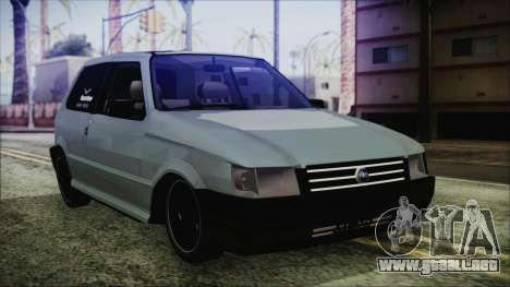 Fiat Uno Fire Tuning para GTA San Andreas