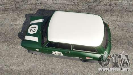 Mini Cooper S 1965 para GTA 5