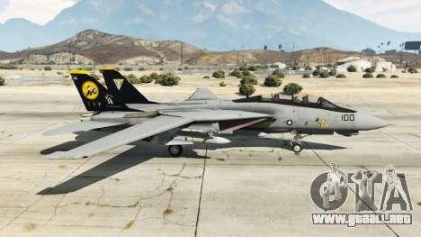 Grumman F-14D Super Tomcat Redux para GTA 5