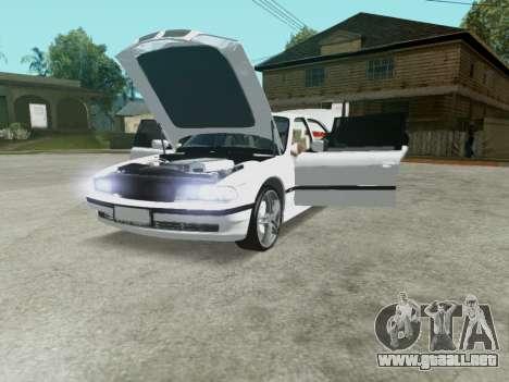 BMW 750i para visión interna GTA San Andreas