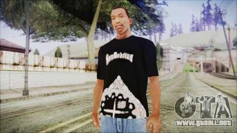 San Andreas T-Shirt para GTA San Andreas
