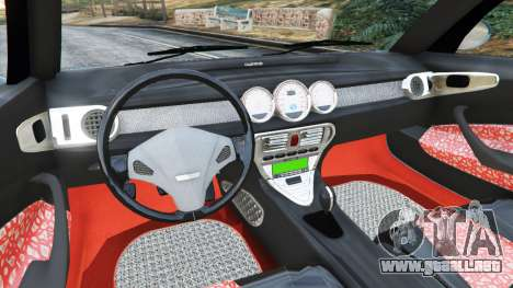 Daewoo Joyster Concept 1997 v1.2 para GTA 5