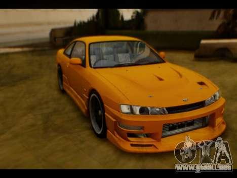 ENB S-G-G-K para GTA San Andreas tercera pantalla
