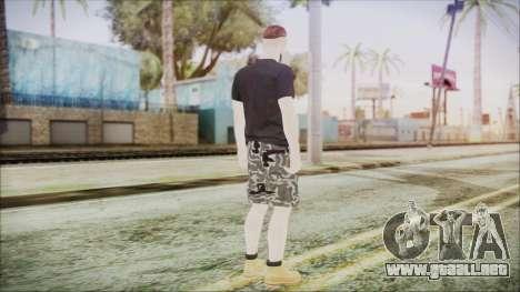 GTA Online Skin 46 para GTA San Andreas tercera pantalla