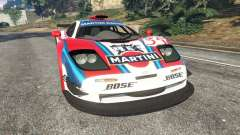 McLaren F1 GTR Longtail [Martini Racing] para GTA 5