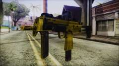 Point Blank MP7 Gold Special para GTA San Andreas