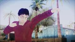 Harry Potter para GTA San Andreas