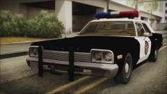 Dodge Monaco 1974 LSPD IVF para GTA San Andreas
