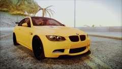 BMW M3 GTS 2011 IVF para GTA San Andreas