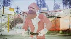 GTA 5 Santa afroamericanos para GTA San Andreas