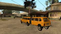 El remolque a la VAZ 2131 Hyper para GTA San Andreas