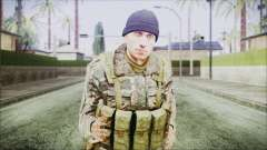World In Conflict Malashenko Winter para GTA San Andreas