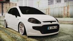 Fiat Punto para GTA San Andreas