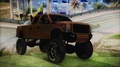 Ford F-250 Grenade Truck para GTA San Andreas