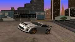Nissan 350Z Rally para GTA San Andreas