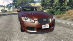 Jaguar XFR 2010 para GTA 5