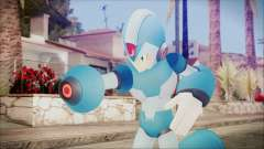 Marvel vs Capcom 3 Megaman para GTA San Andreas