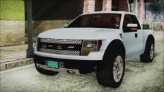 Ford F-150 SVT Raptor 2012 Stock Version para GTA San Andreas