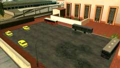 Los vehículos estacionados para GTA San Andreas