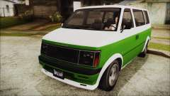 GTA 5 Declasse Moonbeam para GTA San Andreas