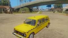 VAZ 2131 7-Puerta del Taxi para GTA San Andreas