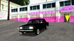 VAZ 2107-107 para GTA San Andreas
