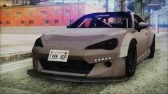 Toyota GT86 Rocket Bunny Tunable IVF para GTA San Andreas