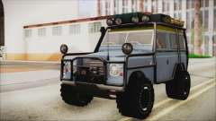 Land Rover Series 3 Off-Road