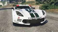 Chevrolet Corvette C7R para GTA 5