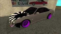 Nissan Silvia S14 Drift para GTA San Andreas