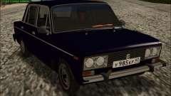 VAZ 2106 GVR para GTA San Andreas