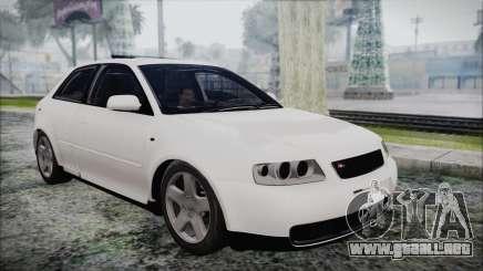 Audi A3 1.8 S3 para GTA San Andreas