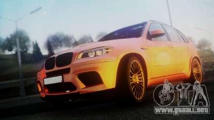 BMW X5M SMOTRA.GT para GTA San Andreas