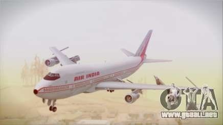 Boeing 747-237Bs Air India Akbar para GTA San Andreas