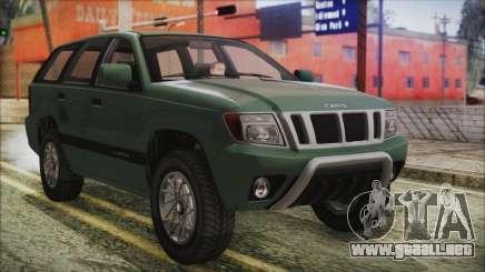 GTA 5 Canis Seminole para GTA San Andreas