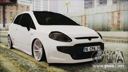 Fiat Punto hatchback de 3 puertas para GTA San Andreas