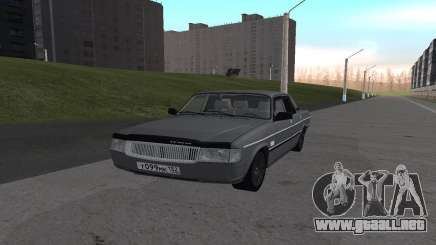 GAS de 31029 Volga para GTA San Andreas