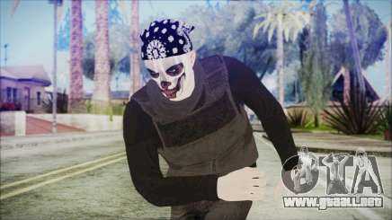 GTA Online Skin 59 para GTA San Andreas