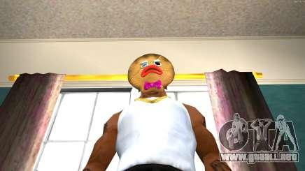 Máscara de Mal Prani v1 (Navidad de 2016) para GTA San Andreas