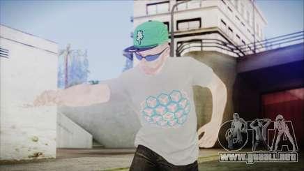 GTA Online Skin 45 para GTA San Andreas