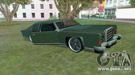 New Remington v0.1 para GTA San Andreas