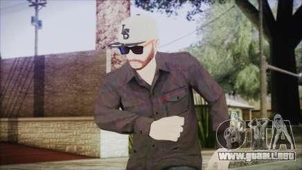 GTA Online Skin 40 para GTA San Andreas