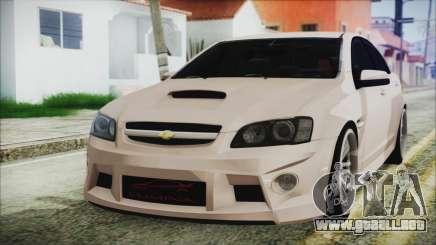Chevrolet Lumina 2009 para GTA San Andreas